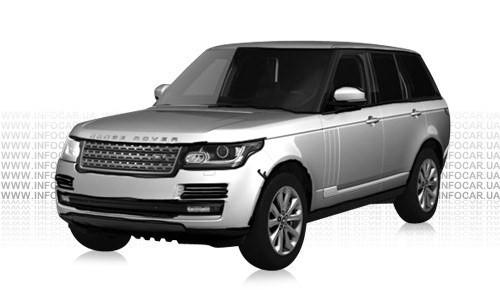����� Range Rover