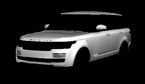 ����� ������ Range Rover