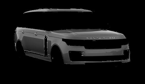 Цвета кузова Range Rover